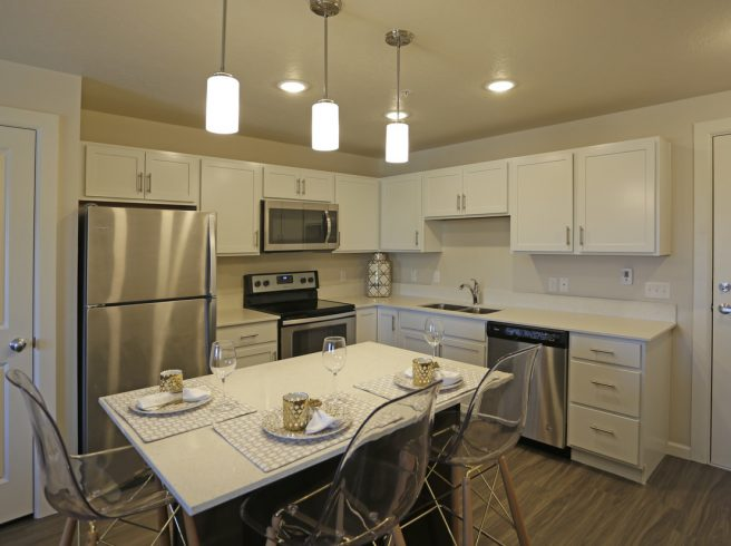 The Ridge Apartments, Formal Kitchen Setting